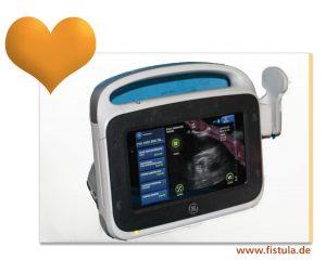 Geschenkspende Mobiles Ultraschallgerät